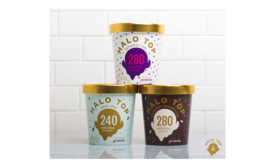 Light Ice Cream Flavors 2015 07 14 Refrigerated Frozen