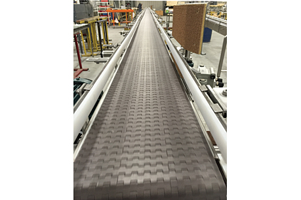 Multi-Conveyor pneumatic conveyor belt