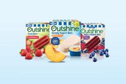 Outshine yogurt bars