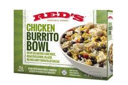Red's chicken burrito bowl