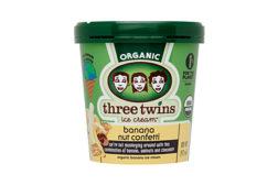 Three Twins Banana Nut Confetti ice cream