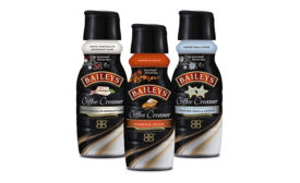 Bailey's seasonal coffee creamers