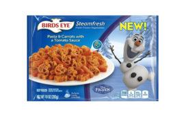 Birds Eye frozen sides with Disney