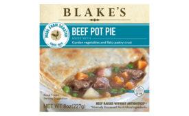 Blake's beef pot pie