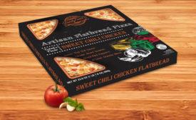Champion Foods flatbread pizza