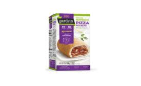 Gardein meatless pizza rolls