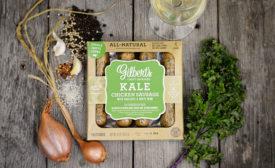 Gilbert's kale sausage