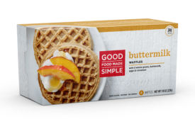 Good Food Made Simple waffles