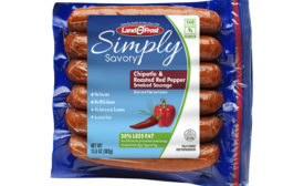 Land O Frost Simply Savory sausages