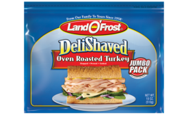 Land O'Frost turkey slices