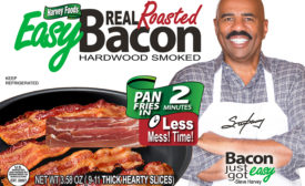 Monogram Foods Steve Harvey bacon