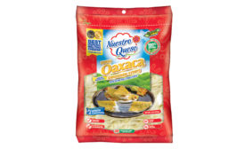 Nuestro Queso shredded cheese strips