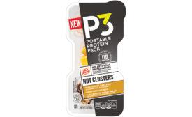 P3 protein snacks