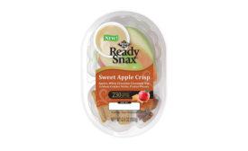 Ready Pac apple crisp snack tray