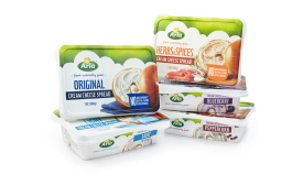 Arla cream cheese spread