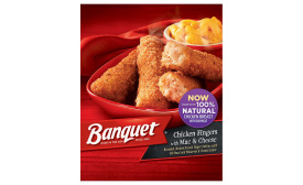 Banquet chicken fingers