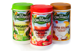 Old Orchard frozen mixers