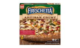 Freschetta artisan crust pizza