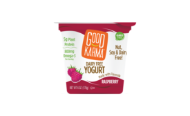 Good Karma dairy free yogurt