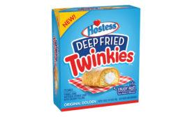 Hostess deep-fried Twinkies
