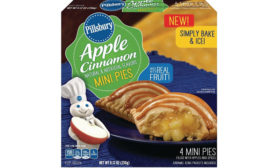 J&J Snack Pillsbury applie pie desserts