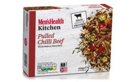 Men's Health frozen meals