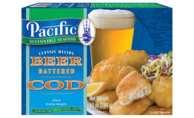 Pacific Seafood beer battered cod
