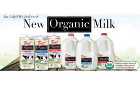 Prairie Farms organic milk
