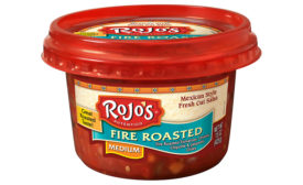 Rojo's Fire Roasted salsa