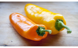 SupHerb Farms peppers