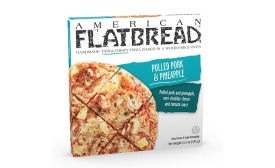 American Flatbread pulled pork