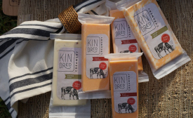 Kindred Creamery cheese