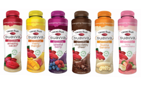 Agro Innova Suavva smoothies