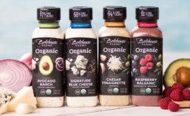 Bolthouse Farms organic dressings
