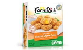 Farm Rich cheese curds
