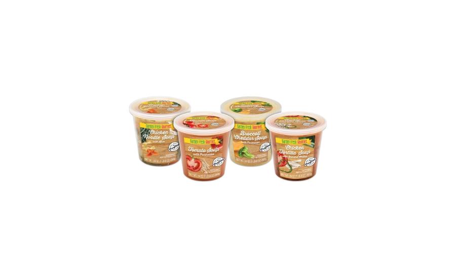 garden fresh gourmet releases new line of fresh refrigerated soups - Garden Fresh Gourmet
