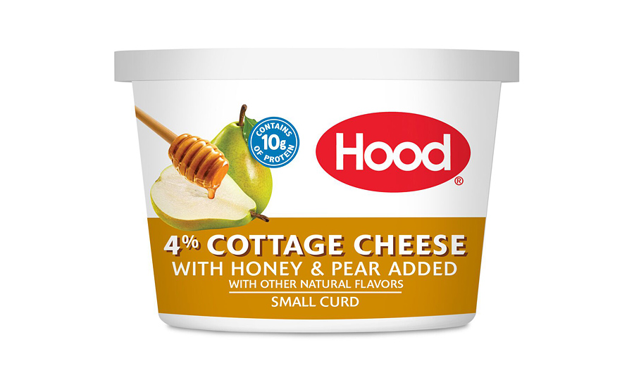 HP Hood Develops New Sweet Cottage Cheese Flavors