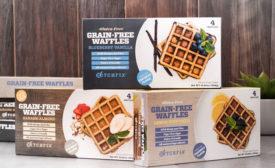 Kitchfix frozen waffles