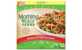 MorningStar veggie bowls