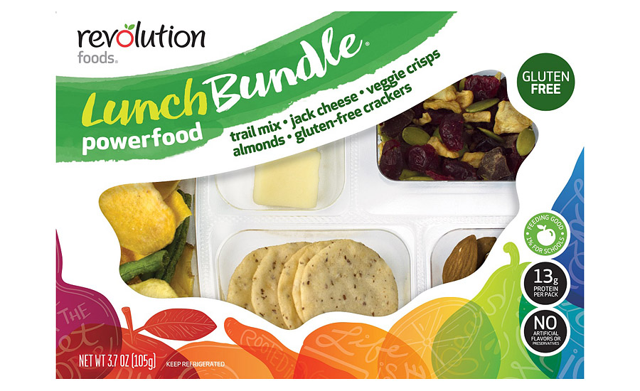 Revolution foods lunch bundle