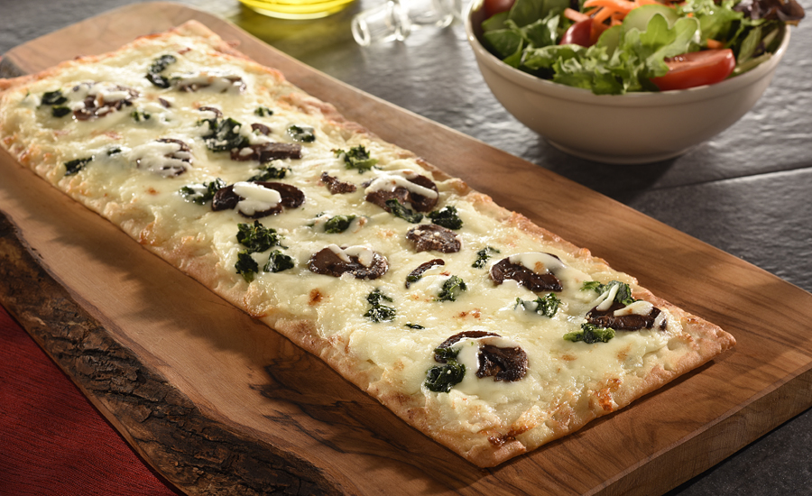 Bake At Home Flatbread Pizza