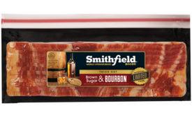 Smithfield bourbon bacon