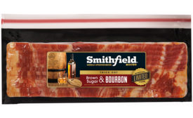Smithfield bourbon bacon