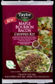 Taylor Farms Maple Bourbon Bacon Chopped Kit
