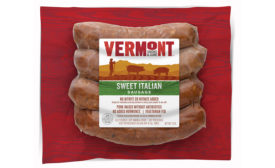 Vermont Smoke & Cure sausages