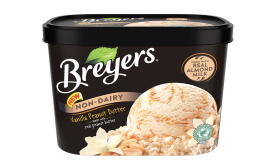 Breyers non-dairy ice cream
