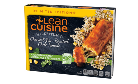 Lean Cuisine limited edition tamale