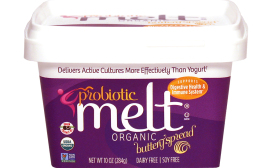 MELT probiotic butter spread
