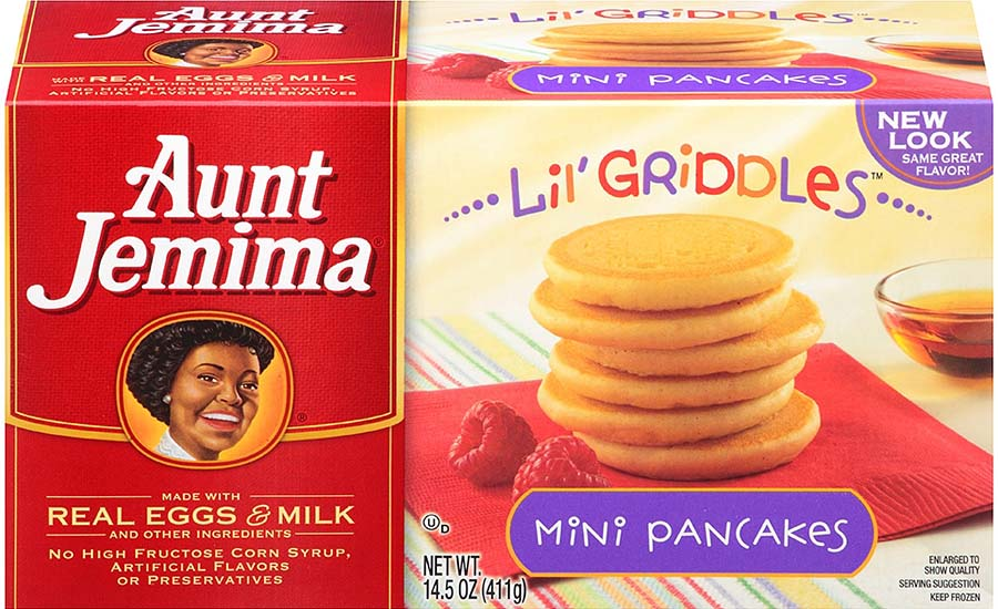 Pinnacle foods to exit aunt jemima frozen breakfast products 2017 frozen aunt jemima retail products that the company will continue to market include mini pancakes french toast sticks breakfast entrees and griddle ccuart Gallery