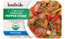 Beetnik Foods Fire Roasted Pepper Steak